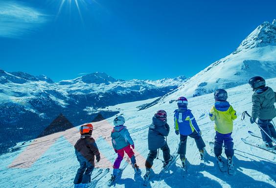 Servizio progetto scuole in montagna
