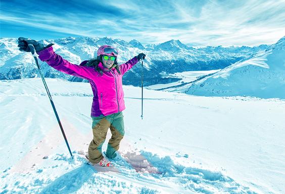Servizio sci alpino