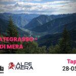 Il 28 maggio l'Alpe di Mera si tinge di Rosa